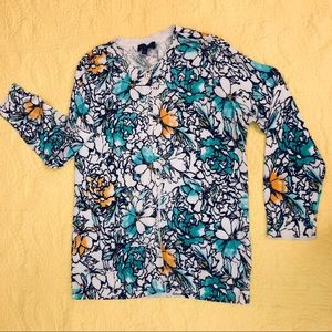The Limited Floral print cardigan